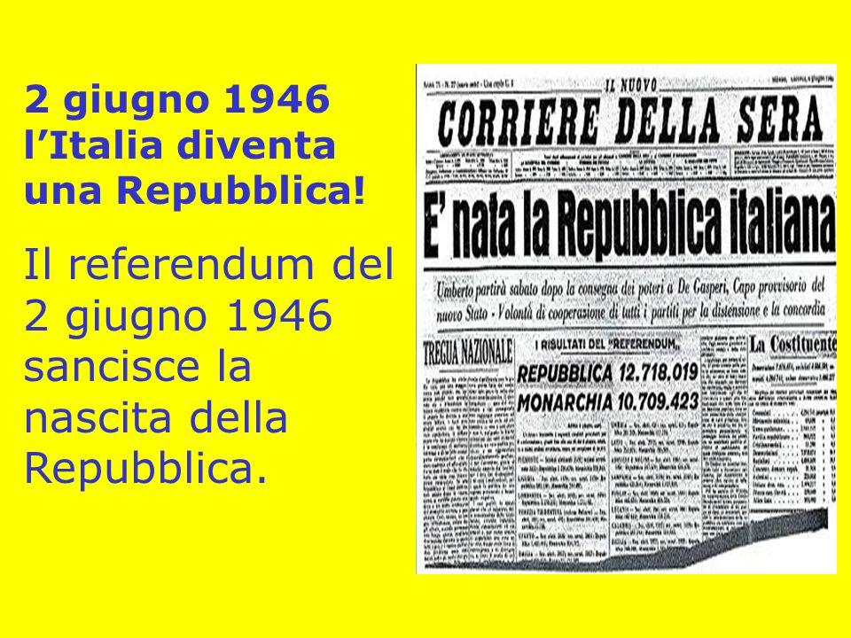 Bisogni regole diritti ppt scaricare for Repubblica italiana nascita