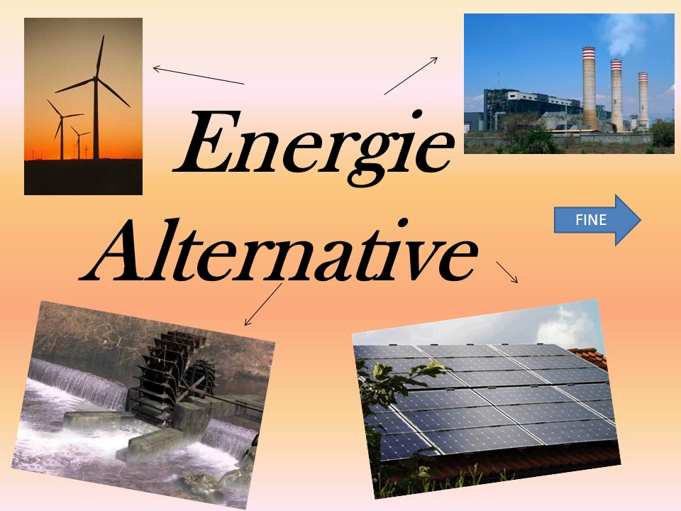 Energie Alternative FINE