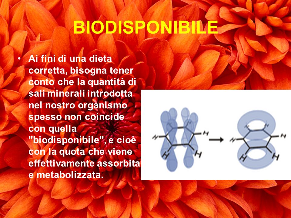 BIODISPONIBILE