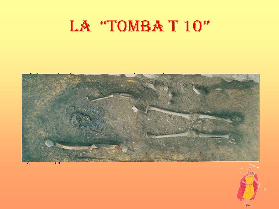 LA TOMBA T 10