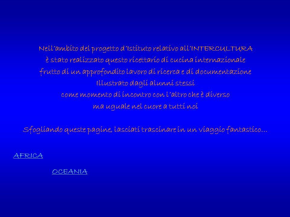 Nell'ambito del progetto d'Istituto relativo all'INTERCULTURA