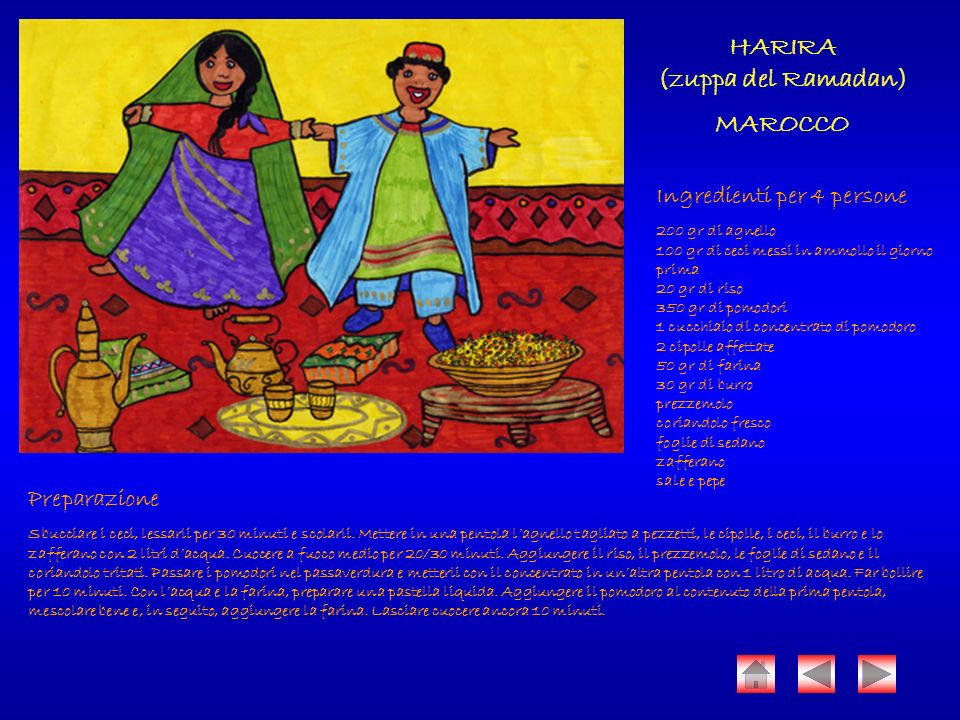 HARIRA (zuppa del Ramadan)