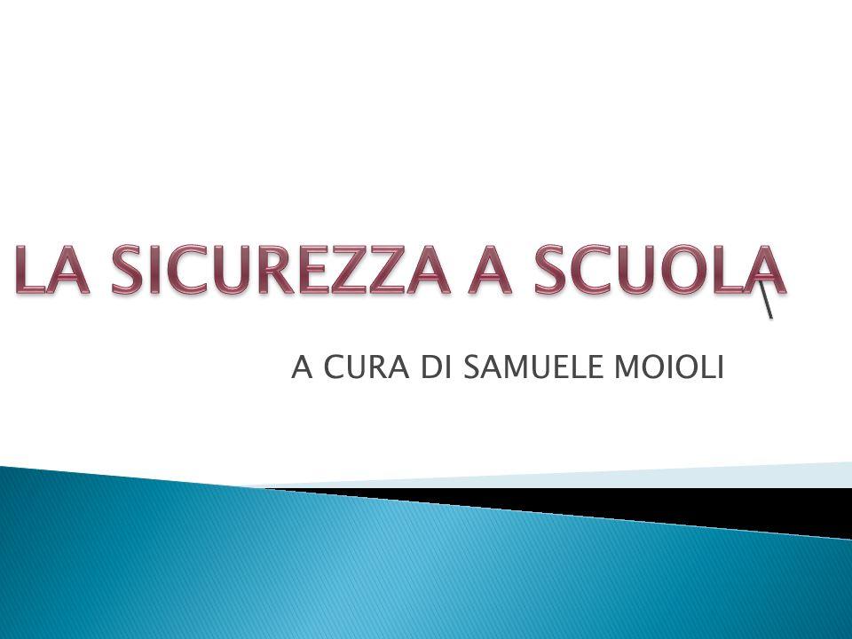 A CURA DI SAMUELE MOIOLI