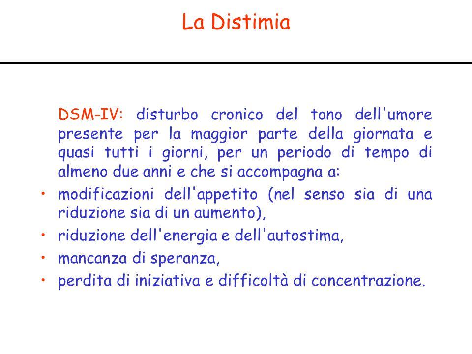 La Distimia