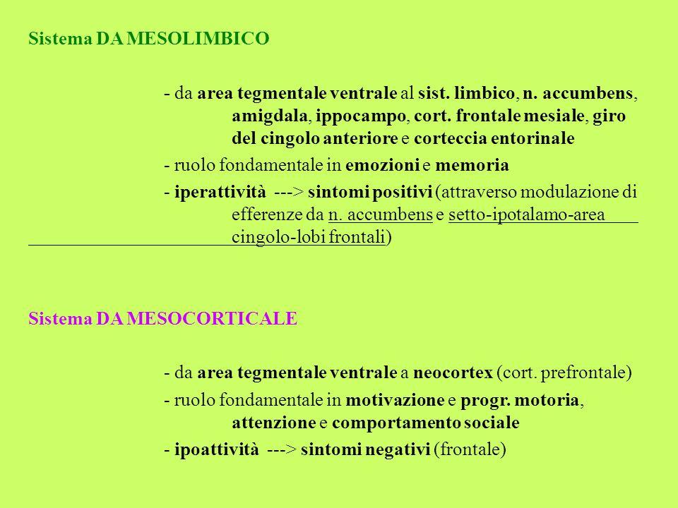 Sistema DA MESOLIMBICO