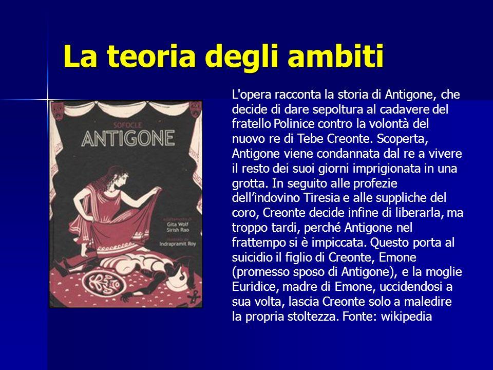 La teoria degli ambiti