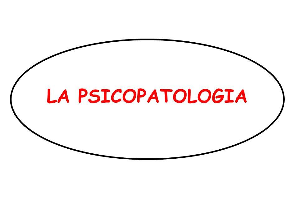 LA PSICOPATOLOGIA