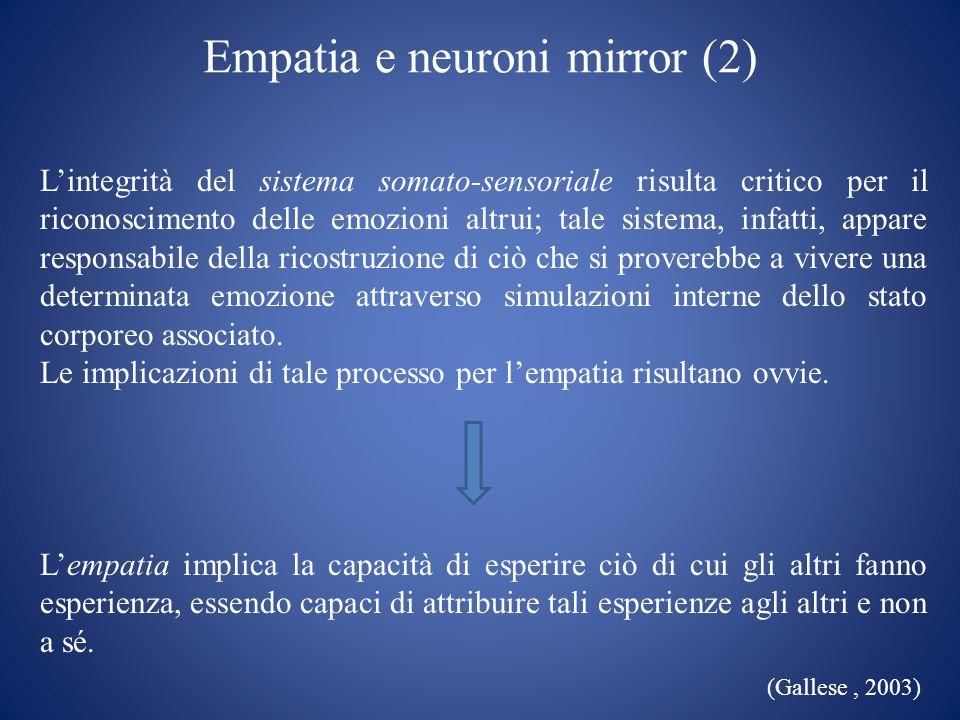 Empatia e neuroni mirror (2)