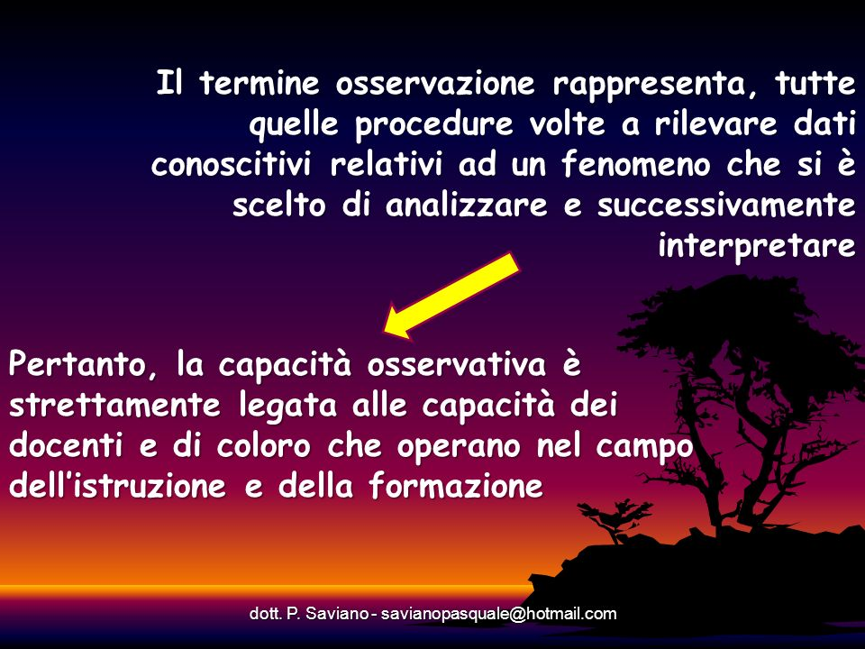 dott. P. Saviano - savianopasquale@hotmail.com