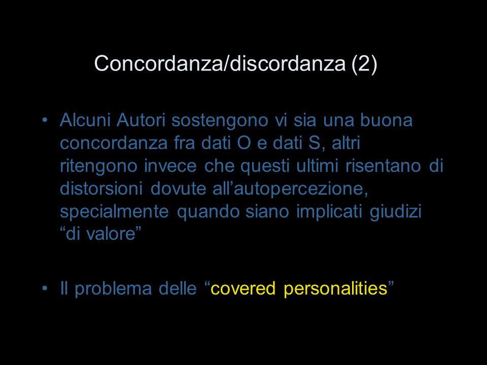 Concordanza/discordanza (2)