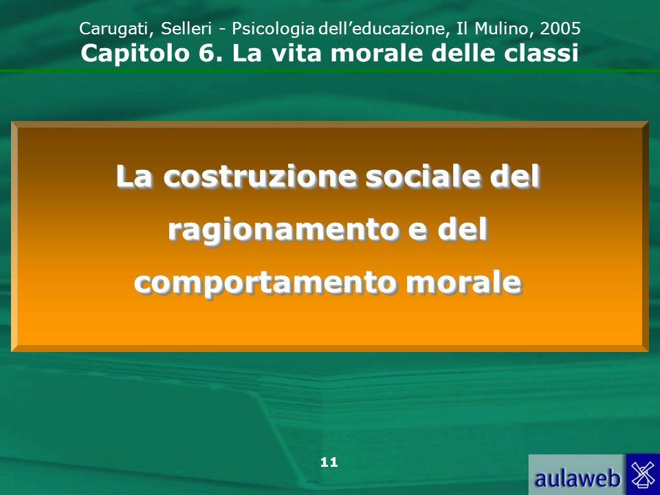 La costruzione sociale del