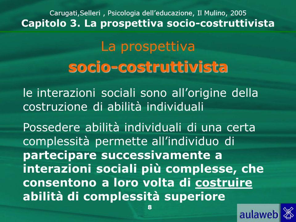 socio-costruttivista