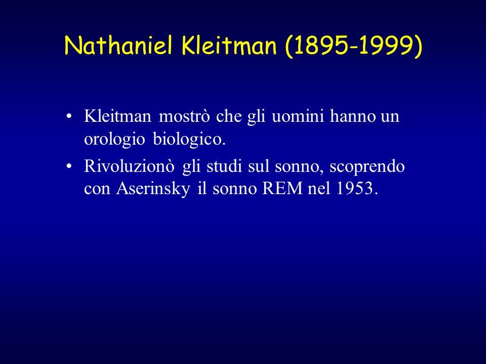 Nathaniel Kleitman (1895-1999)