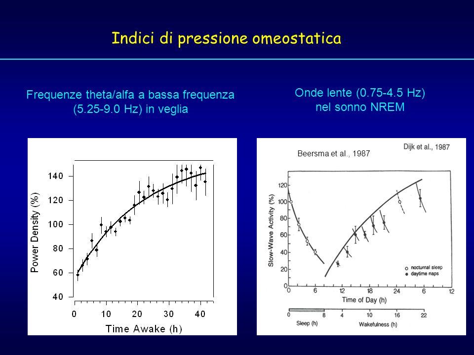 Indici di pressione omeostatica