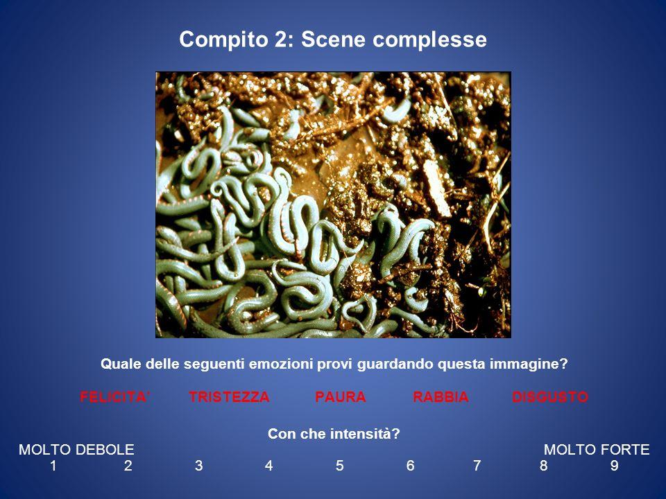 Compito 2: Scene complesse