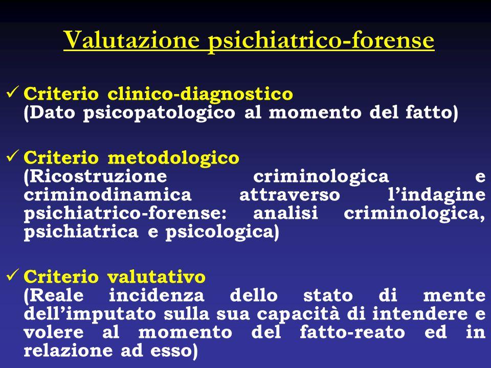 Valutazione psichiatrico-forense