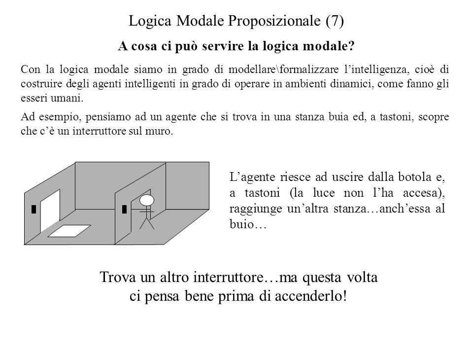 Logica Modale Proposizionale (7)