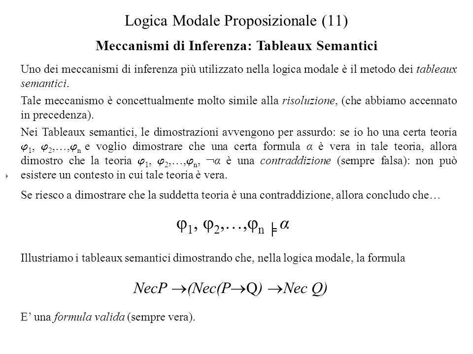 Logica Modale Proposizionale (11)