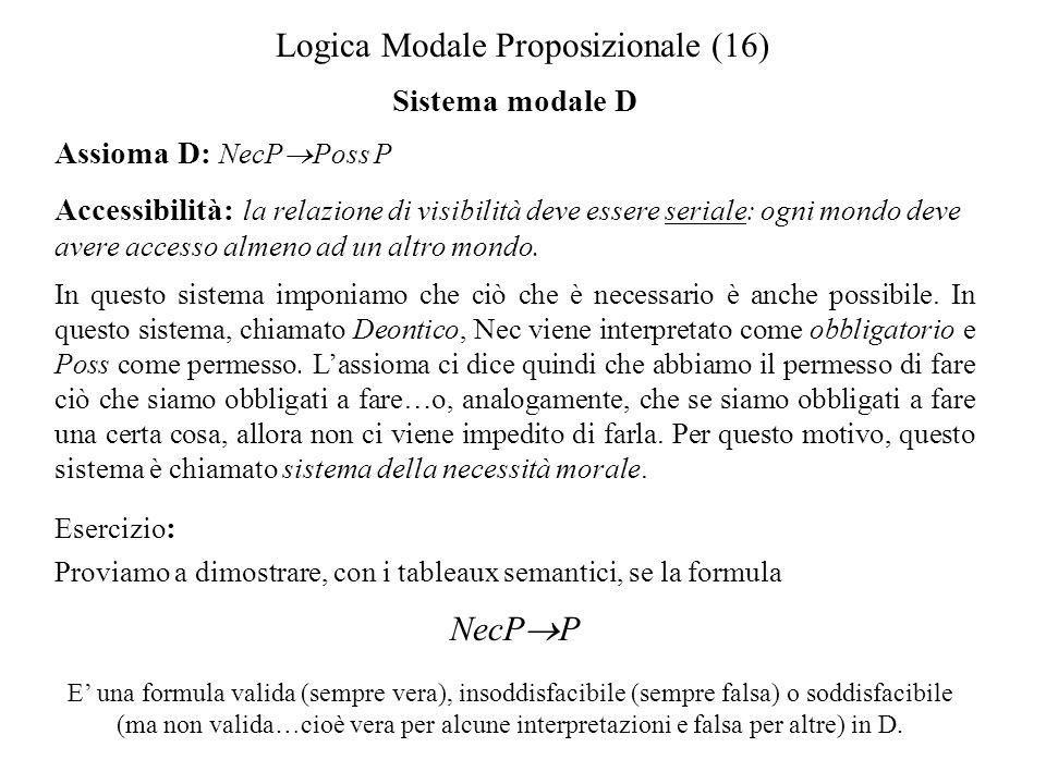 Logica Modale Proposizionale (16)