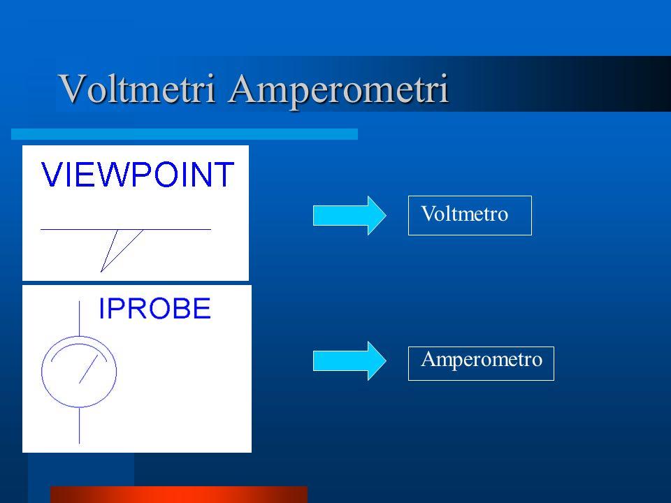 Voltmetri Amperometri