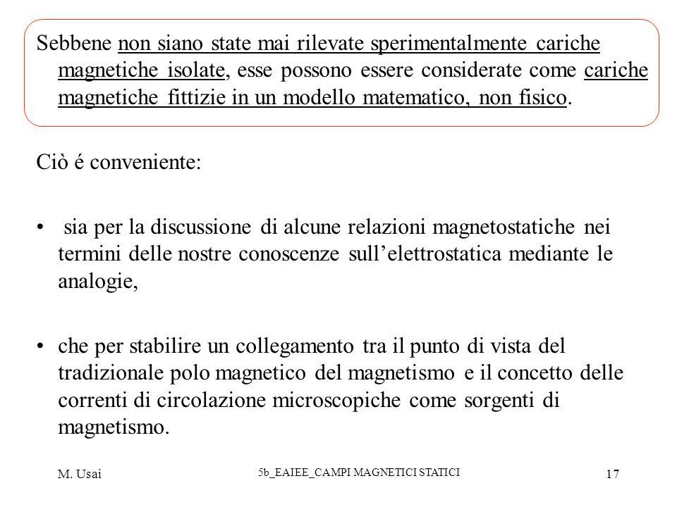 5b_EAIEE_CAMPI MAGNETICI STATICI