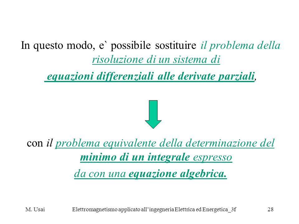 equazioni differenziali alle derivate parziali,