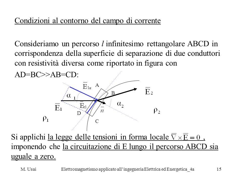 Elettromagnetismo applicato all'ingegneria Elettrica ed Energetica_4a