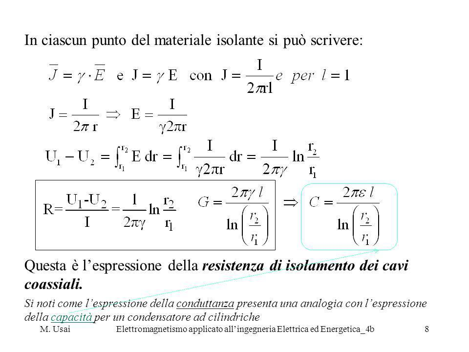 Elettromagnetismo applicato all'ingegneria Elettrica ed Energetica_4b