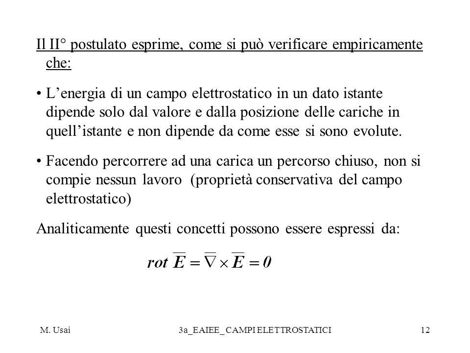 3a_EAIEE_ CAMPI ELETTROSTATICI
