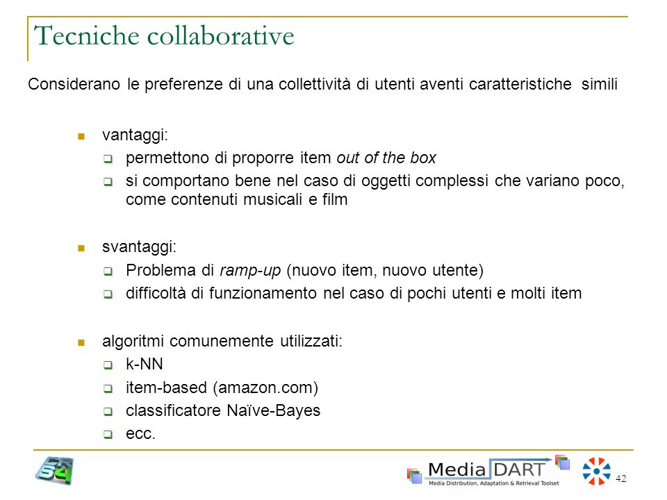 Tecniche collaborative