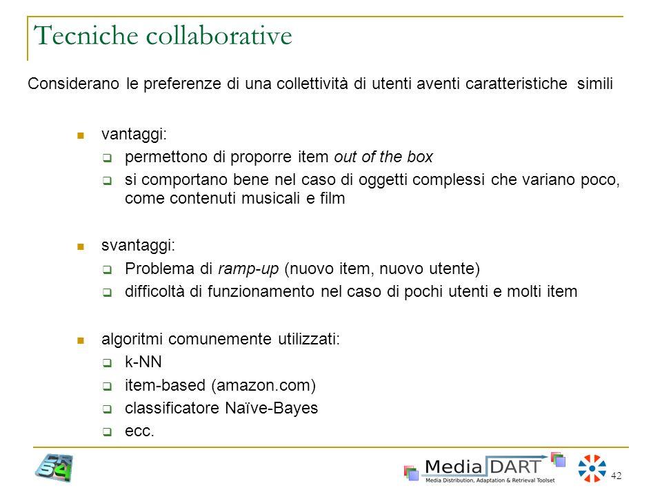 Tecniche collaborative
