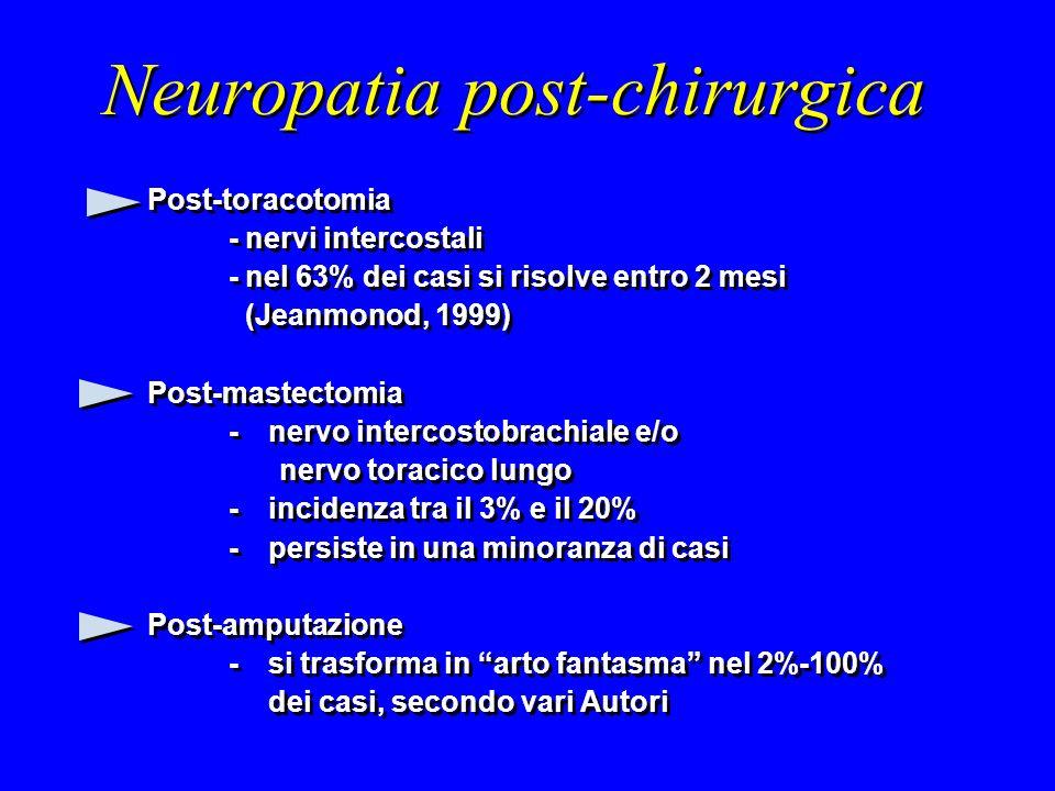 Neuropatia post-chirurgica