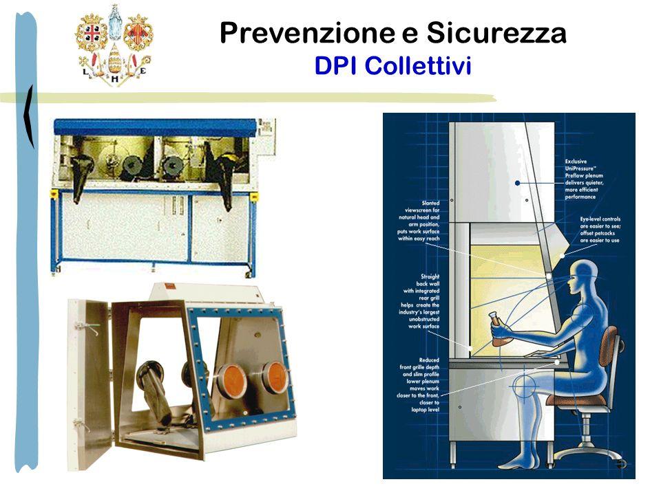 Prevenzione e Sicurezza DPI Collettivi
