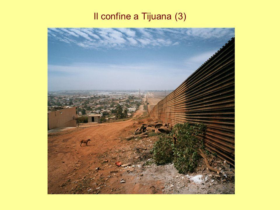 Il confine a Tijuana (3)