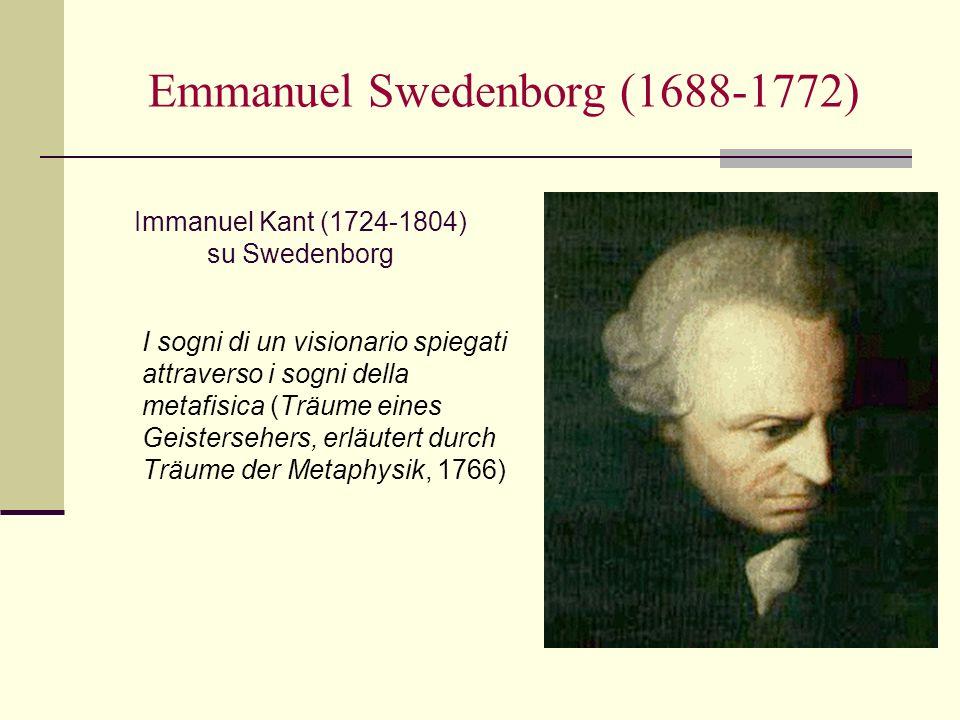 Emmanuel Swedenborg (1688-1772)