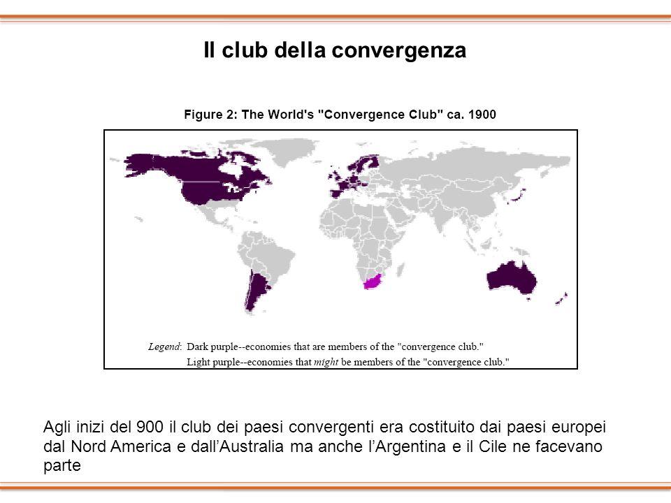 Il club della convergenza