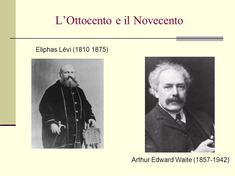 L'Ottocento e il Novecento