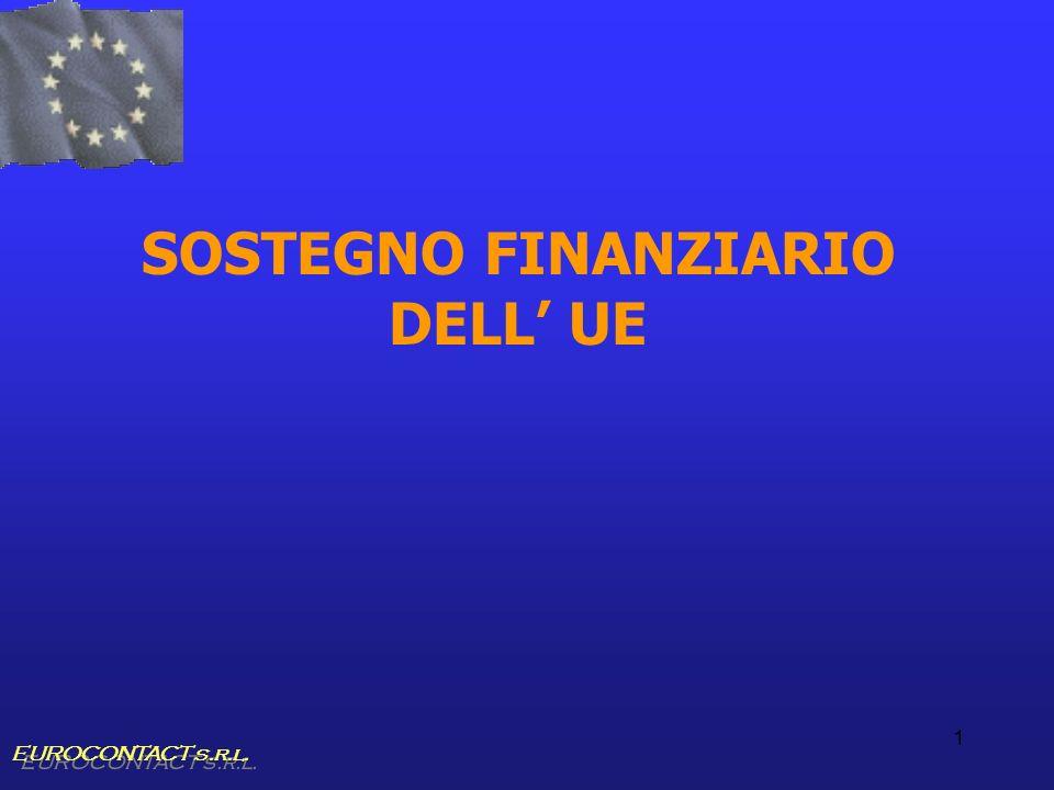 SOSTEGNO FINANZIARIO DELL' UE
