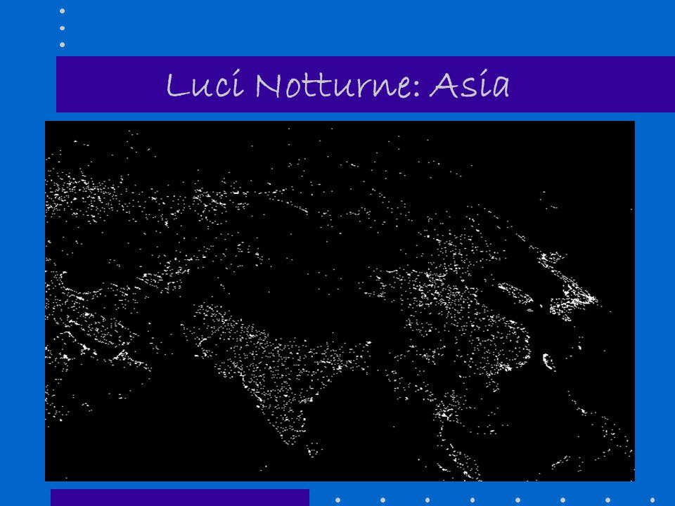 Luci Notturne: Asia 12
