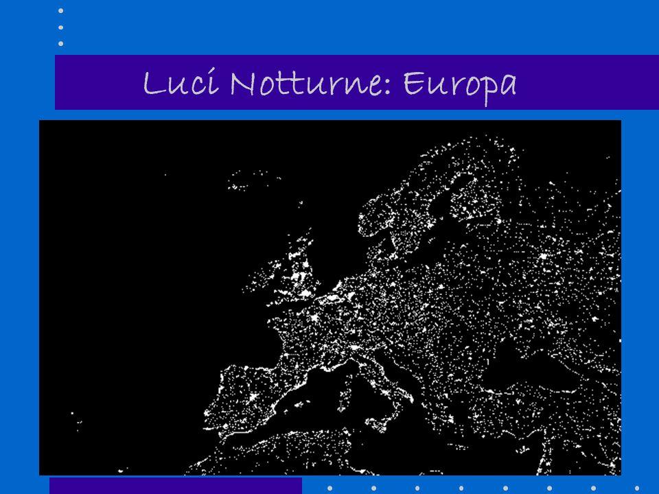 Luci Notturne: Europa 13