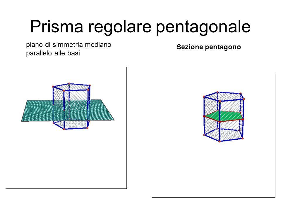 Prisma regolare pentagonale