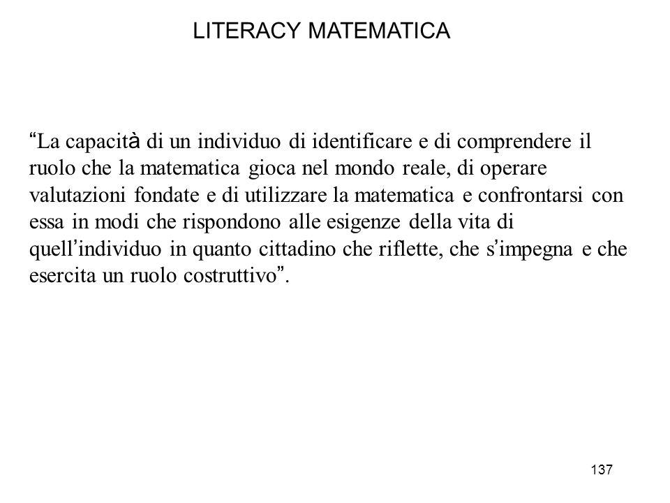 LITERACY MATEMATICA