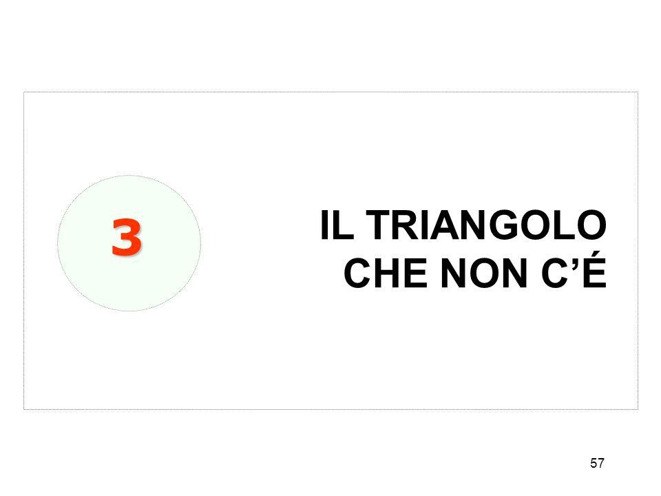 IL TRIANGOLO CHE NON C'É 3