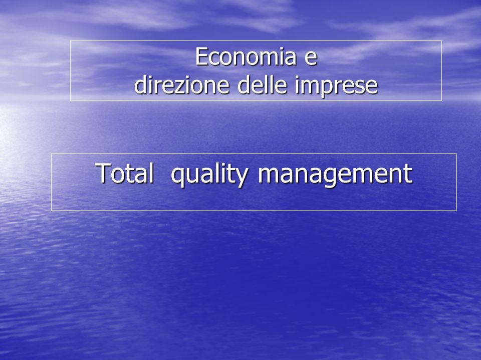 Economia e direzione delle imprese