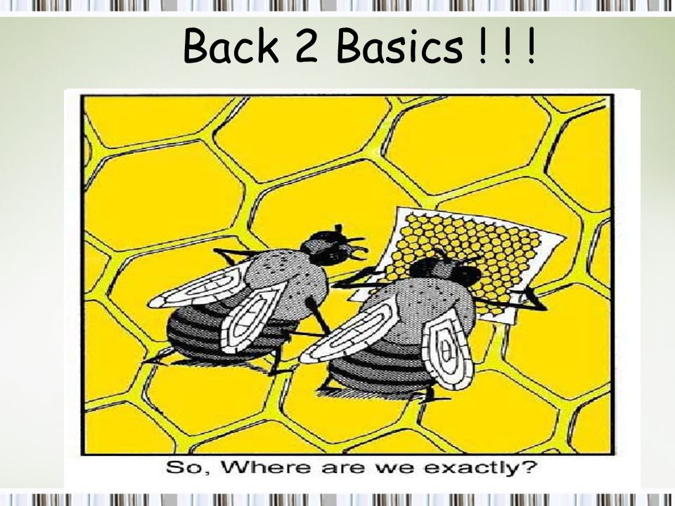Back 2 Basics ! ! ! Creazione di Valore Valore finanziario del tempo