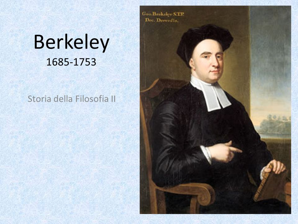 Storia della Filosofia II