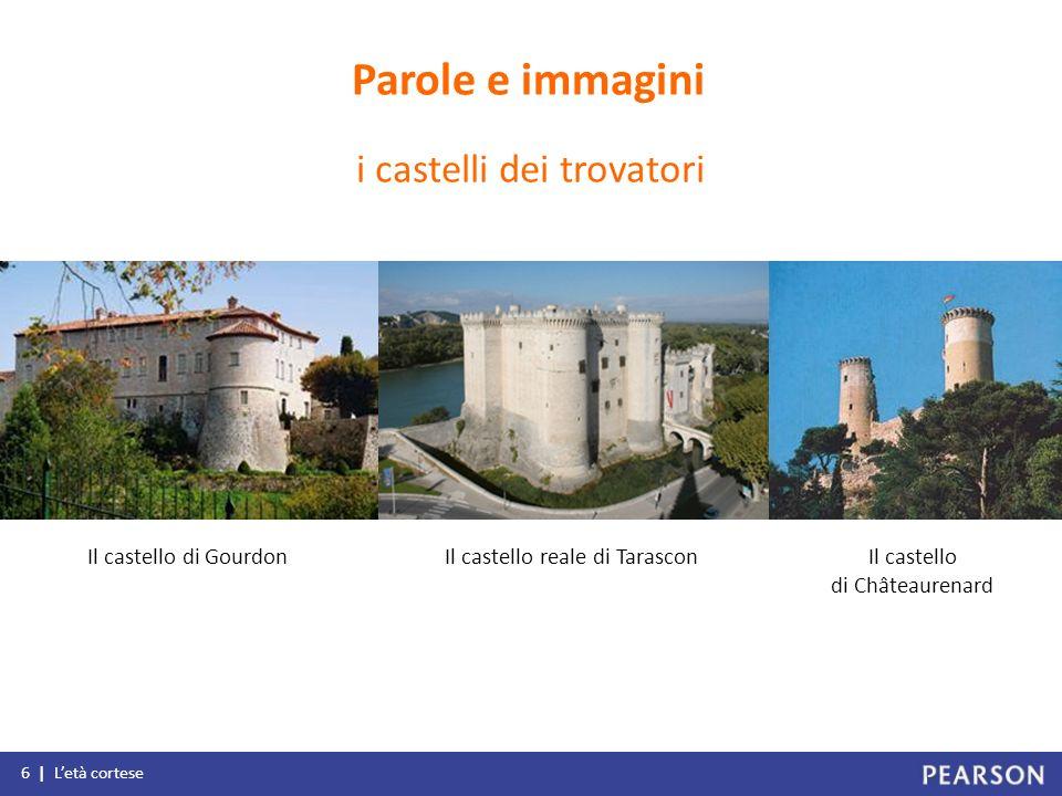 i castelli dei trovatori