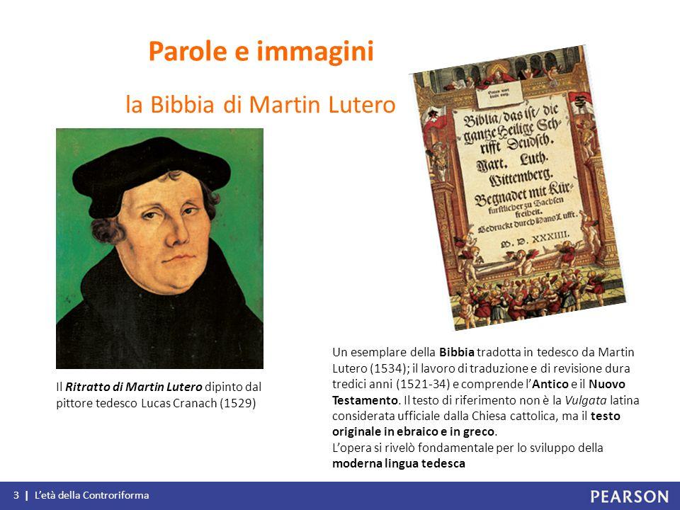 la Bibbia di Martin Lutero