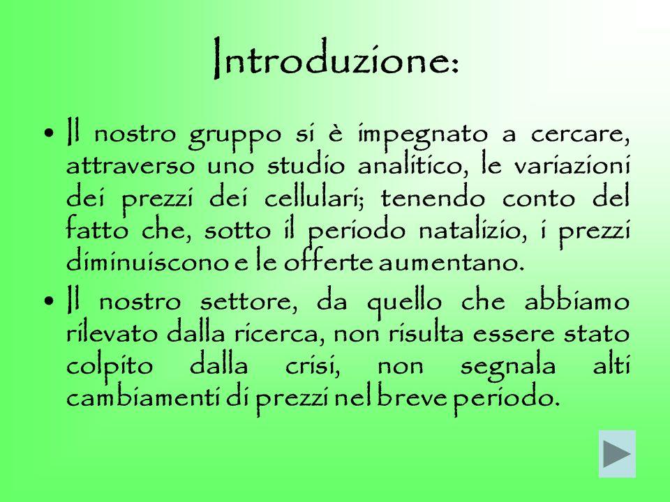 Introduzione: