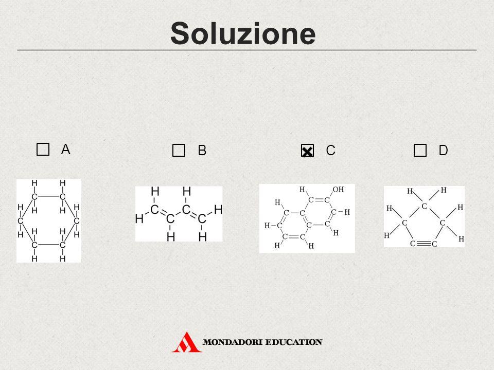Soluzione A B C D